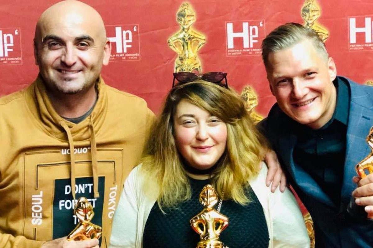 """THE 12TH EDITION OF """" GODDESS ON THE THRONE"""" FILM FESTIVAL"""